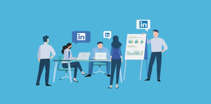 Como o franqueado pode usar o LinkedIn para atrair clientes